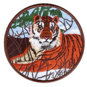 Embroidery Patch from China (mainland)