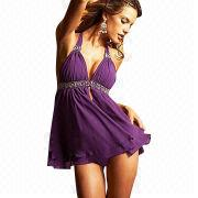 Wholesale Sexy Lingerie Babydoll Set, Sexy Lingerie Babydoll Set Wholesalers