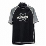 Rash guard from China (mainland)