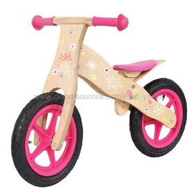 Wooden balance bike Manufacturer