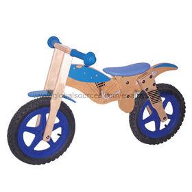 High quality wooden balance bike Manufacturer