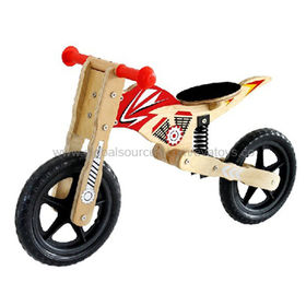 Elegant wooden balance bike from China (mainland)