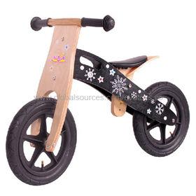 Kid's Wooden Bike Manufacturer