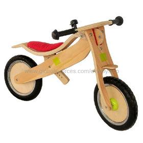 Hot Selling Children's Wooden Bike Manufacturer