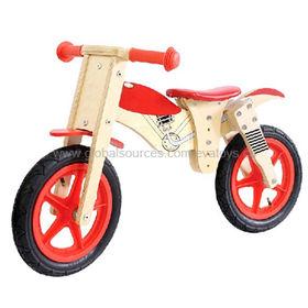 Kid's wooden balance bike from China (mainland)