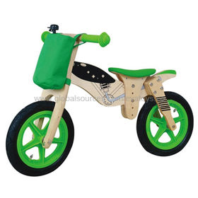 Wooden new push bicycle from China (mainland)