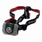 Camping Head Lamp from Hong Kong SAR