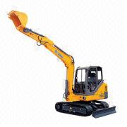 Excavator from China (mainland)