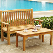 Coffee Table and Bench from Myanmar