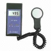 Lux meter from China (mainland)