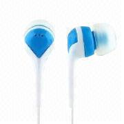 Rhyme In-ear Earphones, Compliant with RoHS, PAHs and Non-Phthalates from Wealthland (Audio) Limited