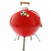 Ball-shaped Charcoal BBQ Grill from China (mainland)