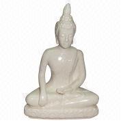 Porcelain Buddha from China (mainland)
