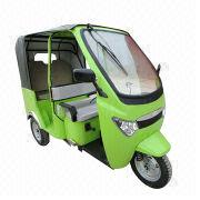 Electric Trike from China (mainland)