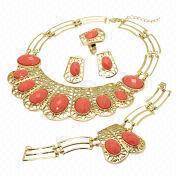 China Jewelry Set