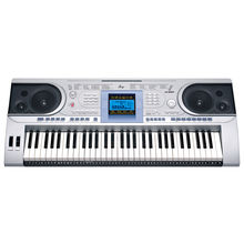 Professional Type Standard Electronic Keyboard with 61 Keys, LCD/Musical Keyboard/Electronic Organ