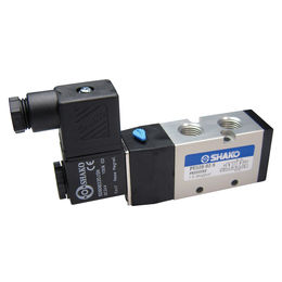 5/2-way/5/3-way PU Pneumatic Solenoid Valve from Taiwan