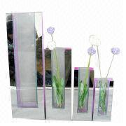 Mirror Glass Vases Manufacturer