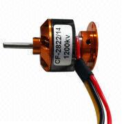 Brushless Motor from China (mainland)