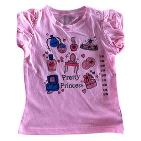 Boys' Cartoon T-shirt from China (mainland)