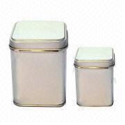Boxes/tins from China (mainland)
