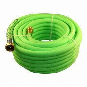 China New Flex Water and Air Hose, Resists Kinking and Backing, Available Size of 1/2, 5/8, 3/4, 1 Inch