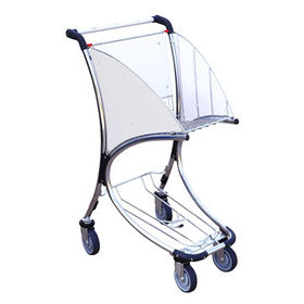 Heavy duty foldable hand trolley from China (mainland)