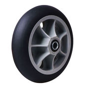 New black PU foamed stroller tyre from China (mainland)