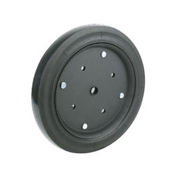 "High Standard 12 ""Grey Golf Ball Pick up Wheel from China (mainland)"