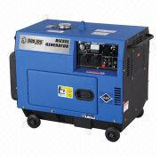 China 6kW Diesel Generator with Silent, EPA and CE Certified