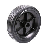 Efficient Solid Black Rubber Wheelbarrow Tyre from China (mainland)