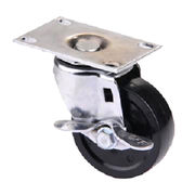 Black Industrial Medium Duty Caster from China (mainland)