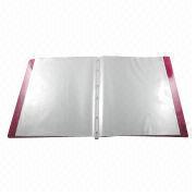 Clear File Folders from Taiwan