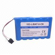 Lithium-ion Battery Pack from China (mainland)