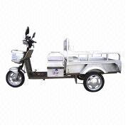 Electric Tricycles from China (mainland)