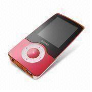 Flash MP3 Player with Micro SD/TF Card Slot from China (mainland)
