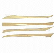 Wooden Clay Knife Set from China (mainland)