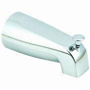 Bathtub Shower Diverter Spout from Taiwan