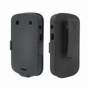 Rubberized Holsters for BlackBerry 9900 from Hong Kong SAR