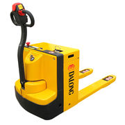 2000kg Power Pallet Lift Truck, 210Ah/12V Battery