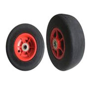 Puncture-proof PU Foamed Lawn Mower Tire from China (mainland)