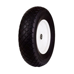 Diamond Black PU Foam Wheelbarrow Wheel from China (mainland)