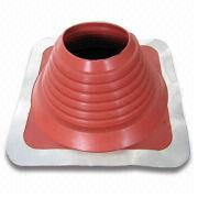 China Felt Roof Pass-through Seals or Penetration, Base Measures 155 x 155 x 80mm