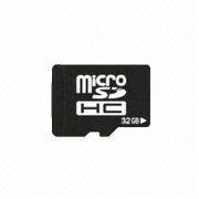 Micro SD Memory Card from China (mainland)