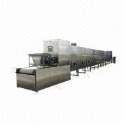 Wholesale Tunnel microwave drying and sterilizing machine, Tunnel microwave drying and sterilizing machine Wholesalers