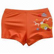 Children's Swim Shorts from China (mainland)