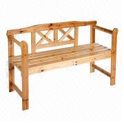 Wooden/Garden Bench from China (mainland)