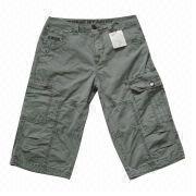 Bermuda shorts from China (mainland)
