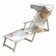 Wood beach chair from China (mainland)