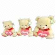 Bear Plush Toys from China (mainland)